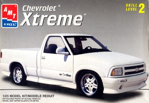 1997 Chevy S 10 Xtreme Pickup 1 25 Fs