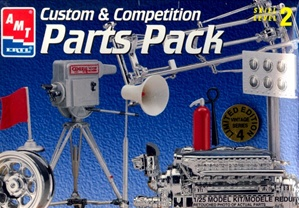 Custom and Competition Parts Pack (1/25) (fs)