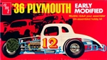 1936 Plymouth Modified Stocker (1/25) (fs)