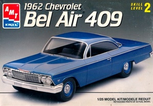 1962 Chevrolet Bel Air 409 (1/25) (fs)