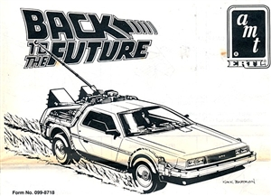 Back To The Future Trilogy Set (1/25)