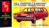 1964 Chevy Chevelle Malibu Station Wagon (3 'n 1) Stock, Custom or Racing (1/25) MINT