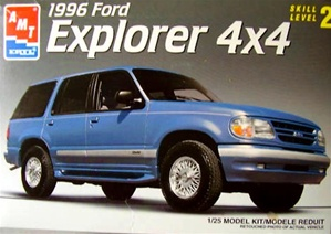 1996 Ford Explorer (1/25) (fs)
