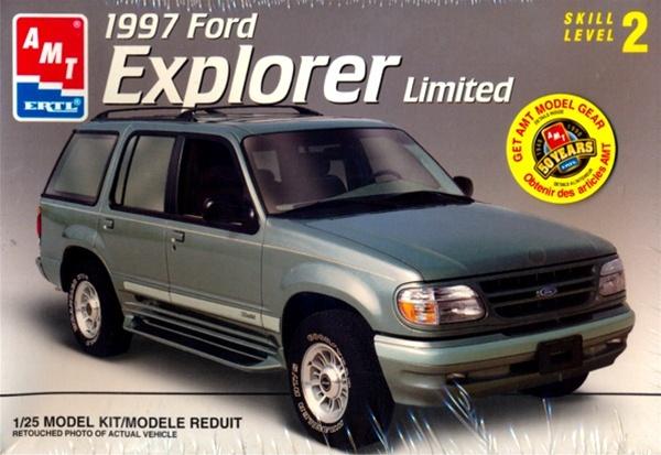 Ford Explorer Wheels >> 1997 Ford Explorer Limited (1/25) (fs)