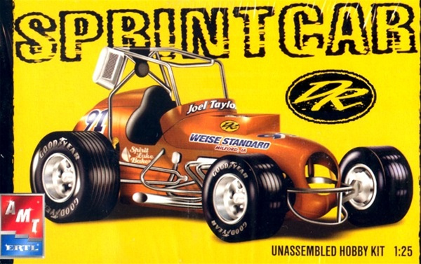 Super Modified or Sprint Car (2 n' 1) (1/25) (fs)