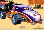 1940 Ford Early Modified from MPC Tooling (1/25) (fs)