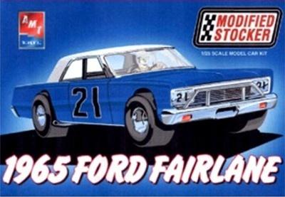 1965 Ford Fairlane Modified Stocker (1/25) (fs)