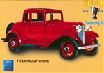 1932 Ford Five Window Coupe (3 'n 1) (1/25) (fs)