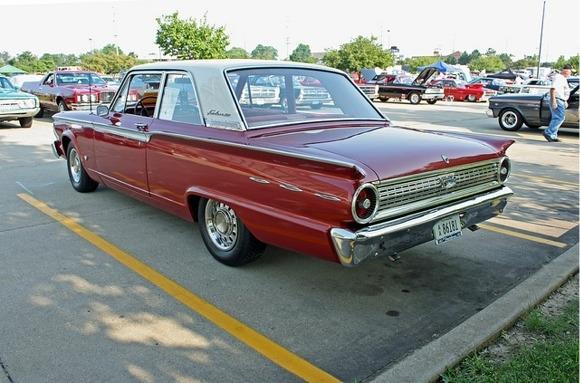 1962 Ford Fairlane 2 Door Sedan 3 N 1 Stock Custom Or
