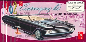 1962 Mercury Monterey Convertible (3 'n 1) Stock, Custom or Racing (1/25)
