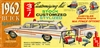 1962 Buick Special Station Wagon with Trailer (3 'n 1) Stock, Custom or Stylized (1/25)