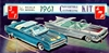 1961 SMP Chrysler Imperial 2-Door Convertible (3 'n 1) Stock, Custom Or Race(1/25) (fs) MINT