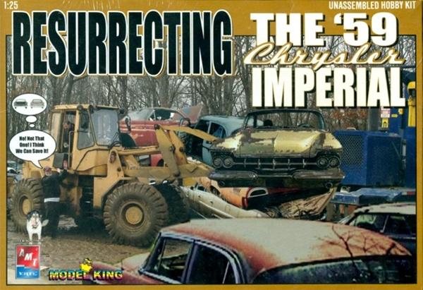 Kit Car Manufacturers >> 1959 Chrysler Imperial (1/25) (fs)