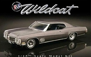 1970 Buick Wildcat (1/25) (fs) Limited Edition Model King