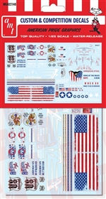 "American Pride Graphic Custom Decals (1/25) (fs) <br><span style=""color: rgb(255, 0, 0);"">Just Arrived</span>"