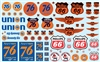 Phillips 66 & Union 76 Trucking Decal Pack (1/25) (fs)