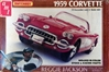1959 Chevy Corvette Convertible (1/25)  (fs)