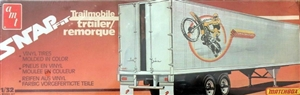 Trailmobile 40' Box Van Trailer 'Team Suzuki (1/32) (fs)