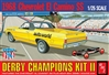 "1968 El Camino ""Derby Champions with Soap Box Derby Car (1/25) (fs)"