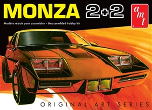 1977 Chevy Monza 2 + 2 (2 'n 1) Stock or Custom (1/25) (fs)