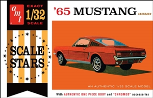 1965 Ford Mustang Fastback (1/32) (fs)