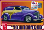 1939 Chevy Wagon Rod  (1/25) (fs)