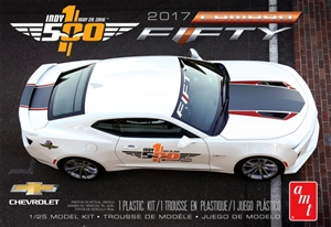 2017 Chevy Camaro Fifty Pace Car (1/25) (fs)