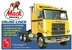 Mack Cruise-Liner Cabover Semi Tractor (1/25) (fs)
