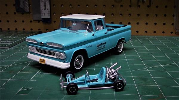 chevy fleetside pickup