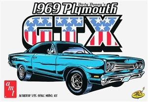"1969 ""Dirty Donny"" Plymouth GTX  (1/25) (fs) <br><span style=""color: rgb(255, 0, 0);"">Just Arrived</span>"