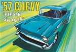 "1957 Chevy ""Pepper Shaker""  (3 'n 1) Stock, Custom, Drag Gasser (1/25) (fs)"