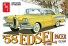 1958 Edsel Pacer with fender Skirts and Continental kit (1/25) (fs)