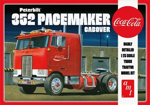 "Peterbilt 352 Pacemaker Cabover ""Coca-Cola Special Edition"" (1/25) (fs)"