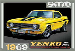"1969 Chevy Camaro Yenko (1/25) (fs) <br><span style=""color: rgb(255, 0, 0);"">Just Arrived</span>"