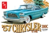 "1957 Chrysler 300C (1/25) (fs) <br><span style=""color: rgb(255, 0, 0);"">Just Arrived</span>"