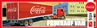 "Coca-Cola Fruehauf Beaded Van Semi Trailer (1/25) (fs) <br><span style=""color: rgb(255, 0, 0);"">Just Arrived</span>"