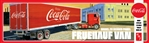 "Coca-Cola Fruehauf Beaded Van Semi Trailer (1/25) (fs) <br><span style=""color: rgb(255, 0, 0);"">Early August</span>"