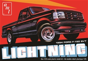 "1994 Ford F-150 Lightning Pickup (1/25) (fs) <br><span style=""color: rgb(255, 0, 0);"">October</span>"