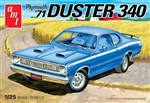 "1971 Plymouth Duster 340 (1/25) (fs) <br><span style=""color: rgb(255, 0, 0);"">Early October</span>"