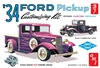 1934 Ford Pickup (3 'n 1) Customizing Kit (1/25) (fs)