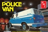 1973 NYPD Chevy Police Van (3 'n 1) Stock, Custom, Police (1/25) (fs)