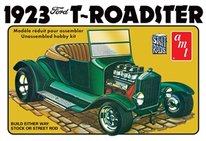 1923 Ford Model T Roadster Street Rod (1/25) (fs)