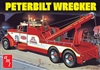 Peterbilt Wrecker (1/25) (fs)  Damaged Box