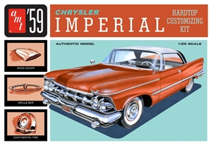 "1959 Chrysler Imperial Hardtop (1/25) (fs) <br><span style=""color: rgb(255, 0, 0);""> Late February</span>"