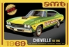 "1969 Chevy ""Ratman"" Chevelle SS 396 Hardtop (1/25) (fs) Damaged Box"