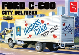 """Hostess"" Ford C-600 City Delivery (1/25) (fs)"