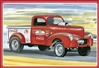 "1940 Willys ""Coca-Cola"" Gasser Pickup (1/25) (fs) <br><span style=""color: rgb(255, 0, 0);"">May, 2019</span>"