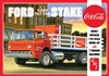 "Ford C600 Stake Bed with ""Coca-Cola"" Machines (1/25) (fs)<br><span style=""color: rgb(255, 0, 0);""> Just Arrived</span>"