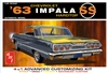"1963 Chevy Impala SS Hardtop (4 'n 1) (1/25) <br><span style=""color: rgb(255, 0, 0);"">Just Arrived</span>"