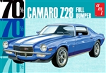 "1970 1/2 Chevy Camaro Z28 Full Bumper (1/25) (fs) <br><span style=""color: rgb(255, 0, 0);"">September, 2020</span>"